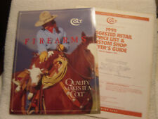 Colt Firearms 1995 catalog