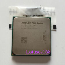 AMD A10-7860k 3.6 GHz Quad-Core Processor Socket FM2+ R7 GPU 65W CPU 100% Worked