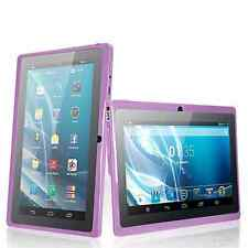 "7"" A33 Android 4.4 HDMI Quad Core Dual Camera 1GB+ 16GB Tablet PC EU Purple"
