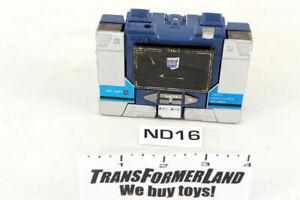 Soundwave Figur Communicators 1984 Vintage Hasbro G1 Transformers