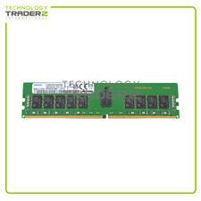 M393A2K43BB1-CTD Samsung 16GB PC4-21300 Dual Rank error-correcting código Reg 1.2V de memoria * Tirado *