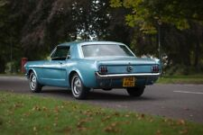 Solid 1965 289 V8 Auto Ford Mustang