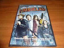 Zombieland (DVD 2010 Widescreen) Woody Harrelson, Jesse Eisenberg NEW