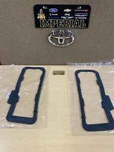 1986-1988 TOYOTA SUPRA GENUINE NEW OEM LEFT & RIGHT TAIL LAMP GASKETS