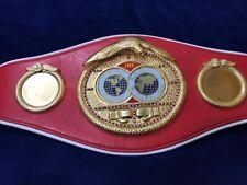 Ibf Championship Belt