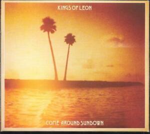 CD ALBUM DIGIPACK 13 TITRES--KINGS OF LEON--COME AROUND SUNDOWN--2010