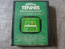 TENNIS ( ATARI 2600 )