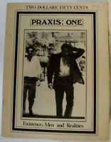 Bob Dylan Praxis: One Magazine Edited by Stephen Pickering 1971