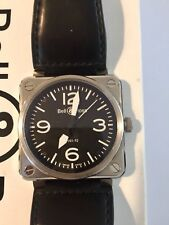 Bell &Ross BR01 92 steel Watch