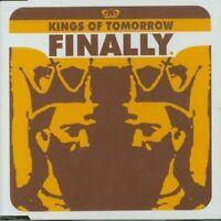 Kings of Tomorrow Finally (8 mixes incl. Danny Tenaglia Mixes, #vbzz.. [Maxi-CD]
