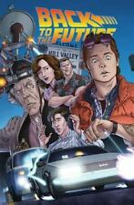 Back to the Future: Back to the Future: Untold Tales and Alternate Timelines.