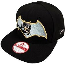 New Era Retroflect Batman Small Medium Snapback Cap 9fifty Special Edition