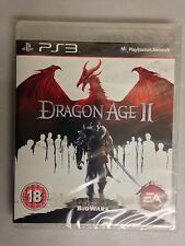 Dragon Age  2 PS3 5030930092573 Official PS3 Tear Strip Sealed Region 2 UK Stock