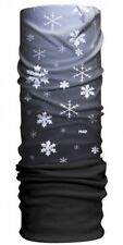 Had Original Fleece Multifunctional Scarf Öko-tex Beanie Ice Flower Dark Black