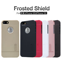 Nillkin Super Frosted Shield Matte Hard Back Cover Case For iPhone 5S(iPhone SE)