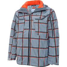 columbia mens nordic point II interchange jacket winter waterproof gray small