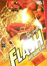 FLASH REBIRTH 1-6 DC COMIC SET COMPLETE GEOFF JOHNS VAN SCIVER HANNA 2009 NM HTF