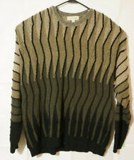 Vintage Sweater Pronto Uomo 3D Textured Large Cosby 90s Hip Hop Mens XXL