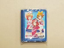 Weiss / WeiB Schwarz Love Live! Point Card Sleeve Maki Hanayo Koizumi Rin TCG