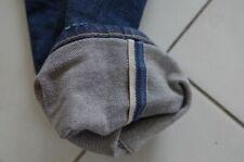 DENHAM Razor Slim Fit Jeans Selvedge Blue W30 L32 Italy GRSS2508 Japan RRP €250