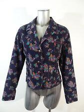 Levi's women's corduroy blazer jacket plum/purple L