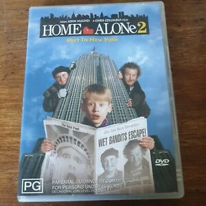 Home Alone 2 Lost in New York  DVD R4 Like New! FREE POST