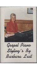 Gospel Piano Stylings ~ Barbara Last ~ Christian ~ Cassette ~ Good