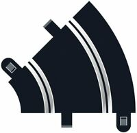 Scalextric C8202 Radius 1 Curve 45 degree x2 (C152) 1:32 Scale Accessory