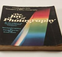 Vintage The Joy of Photography by Eastman Kodak Company (paperback 1982)