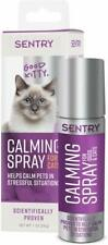 Sentry Calming Spray for Cats, Clear 1 oz
