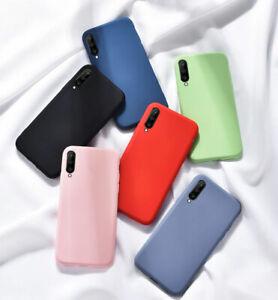 cover custodi per Samsung Galaxy A50/A30S A40 A70 A10 Silicone TPU Gomma GEL
