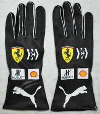 Charles Leclerc Signed 2019 Replica F1 Gloves Pair with Photo Proof