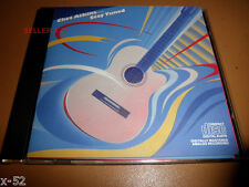 CHET ATKINS cgp CD rare STAY TUNED Cosmic Square Dance Mark Knopfler Earl Klugh