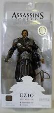 "EZIO ONYX ASSASSIN -UNHOODED- Assassin's Creed Brotherhood 7"" Figure TRU 2012"