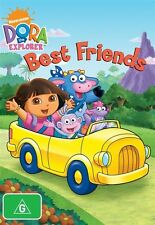 Dora the Explorer -  Best Friends (DVD, 2009) R4 Region 4 NEW & SEALED