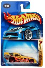 2003 Hot Wheels #98 Crazed Clowns Side-Splitter