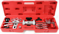 Slide Hammer Dent Puller Oil Seal Bearing Extractor 2/3 Jaw External Internal HD
