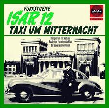 """7"""" radio nastro Isar 12 taxi a mezzanotte BMW 501 barocco ANGELI Ariola 30.10.1962"""