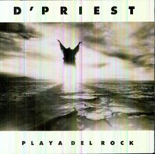 D Priest - Playa Del Rock [New CD]