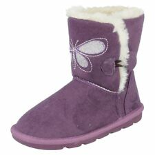 All Seasons Boots Slip - on Medium Width Shoes for Girls