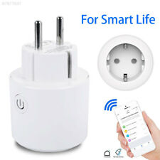 3459 Mini Voice Control for Smart Life Wi-Fi Plug Electrical Socket Smart Plug
