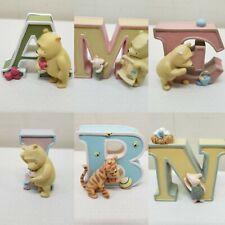 Classic Pooh Disney Nursery Wall Hanging Letters I E N Winnie The Pooh