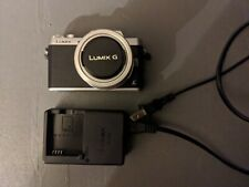 Panasonic LUMIX GF7 Digital Camera - Silver (Body Only)