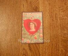 Reproduction ANTIQUE Valentine HANG / WRIST TAGS for Your DOLLS #3