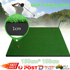Large New Thick Golf Practice Mat 150*100cm Chipping Driving Range Training Mat