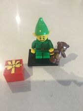 Lego Minifigure Holiday Elf