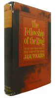 J. R. R. Tolkien THE FELLOWSHIP OF THE RING  2nd Revised Edition 1st Printing