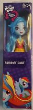 "My Little Pony Equestria Girls Rainbow Dash 9"" Doll Hasbro"