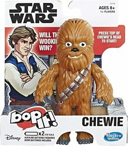 Hasbro Gaming Bop It! Electronic Game Star Wars Chewie Edition for Kids Ages 8+