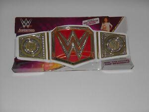 New WWE Mattel WOMENS RAW DIVA CHAMPIONSHIP Youth Replica WRESTLING BELT Rousey